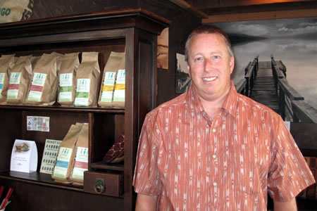 Trestle Coffee Company: Coffee with a Cause